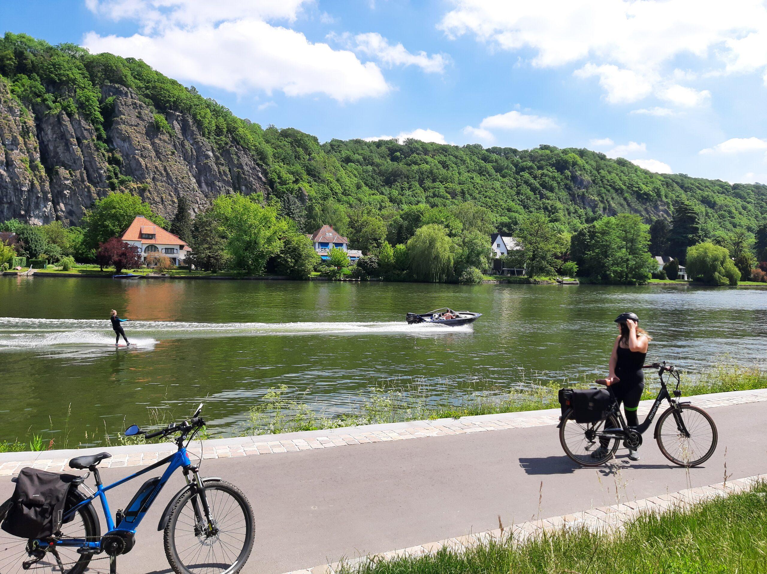 Circuit vélo Wallonie - Balade vélo